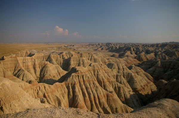 Even more badlands